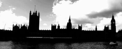 Casa de figuras do parlamento Fotografia de Stock Royalty Free