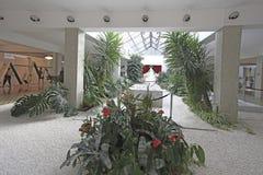 Casa de flores, mausoleo de Josip Broz Tito en Belgrado, Serbia Fotografía de archivo libre de regalías
