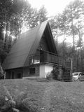Casa de Foredt imagen de archivo