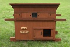 Casa de galinha Imagens de Stock Royalty Free