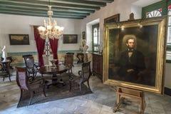 Casa DE Gobierno y Gemeentelijke Palacio, Havana Cuba #2 Royalty-vrije Stock Foto