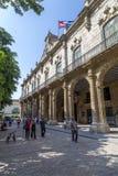 Casa de Gobierno y Palacio Municipal , Havana Cuba #5 Stock Photography