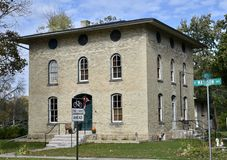Casa de Goodrich Fotografía de archivo