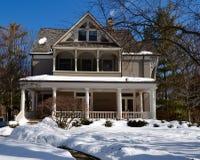 Casa de Greenleaf Foto de Stock
