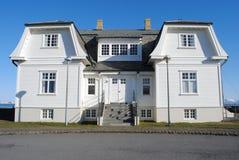 Casa de Höfdi Fotos de Stock