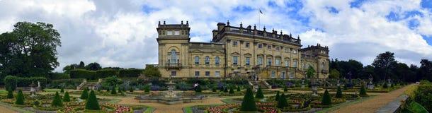 Casa de Harewood, Leeds, West Yorkshire, Reino Unido Imagen de archivo libre de regalías