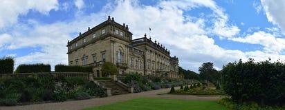 Casa de Harewood, Leeds, West Yorkshire, Reino Unido Imágenes de archivo libres de regalías