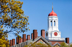 Casa de Harvard Dunster Fotos de archivo
