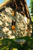 Casa de Hasbrook, Paltz novo, New York Imagem de Stock