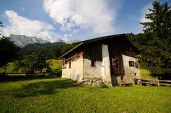 Casa de Heidi Foto de Stock Royalty Free