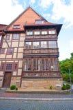 Casa de Hildesheim Foto de archivo libre de regalías
