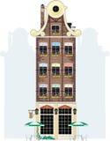 Casa de Holland Imagens de Stock Royalty Free