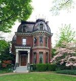 Casa de Huffman Fotografía de archivo