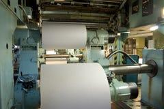 Casa de impresión Foto de archivo