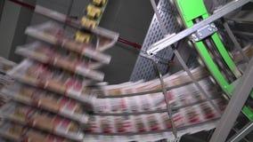 Casa de impresión almacen de metraje de vídeo