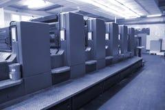 Casa de impressão Imagem de Stock Royalty Free