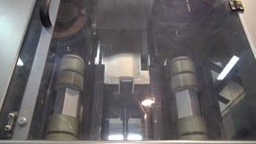 Casa de impressão video estoque