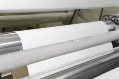 Casa de impressão moderna imagens de stock royalty free