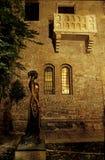 Casa de Juliet Fotografía de archivo