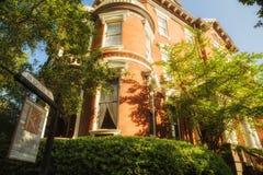 Casa de Kehoe Fotografía de archivo