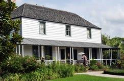 Casa de Kemp de la estación de la misión Foto de archivo libre de regalías
