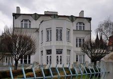 Casa de Kovarovic Fotos de Stock Royalty Free