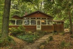 Casa de la abuela Fotografía de archivo libre de regalías