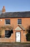 Casa de la aldea Imágenes de archivo libres de regalías