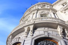 Casa de la America, Madrid Royalty Free Stock Images