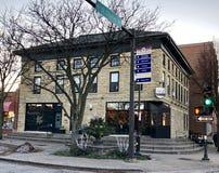 Casa de la arboleda de Babcock's fotografía de archivo libre de regalías