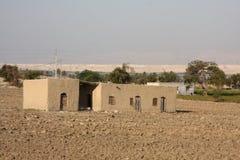 Casa de la arcilla Foto de archivo libre de regalías