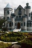 Casa de la arenisca de color oscuro Imagen de archivo libre de regalías