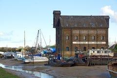 Casa de la bahía de la ostra Imagen de archivo