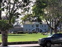 Casa de la bahía de Monterey Fotos de archivo libres de regalías