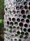 Casa de la botella Imagenes de archivo