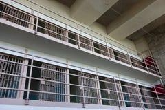Casa de la cárcel Imagen de archivo libre de regalías