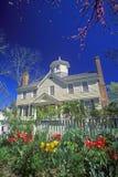 Casa de la cúpula fotografía de archivo libre de regalías