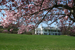 Casa de la cañería del parque de Lasdon Foto de archivo libre de regalías