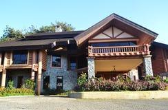 Casa de la cabina Imagen de archivo libre de regalías