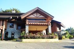 Casa de la cabina Fotografía de archivo libre de regalías