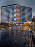Casa de la ciudad - Leeds fotos de archivo