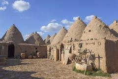 Casa de la colmena en Harran, Turquía Fotografía de archivo