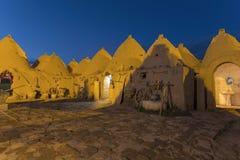 Casa de la colmena en Harran, Turquía Imágenes de archivo libres de regalías