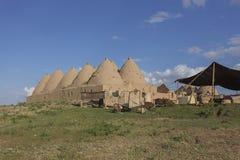 Casa de la colmena en Harran, Turquía Foto de archivo