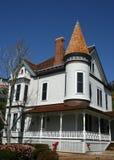 Casa de la configuración de Victorian Fotografía de archivo libre de regalías