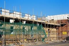 Casa de la construcción. Imagen de archivo