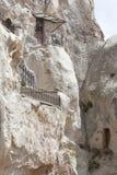 Casa de la cueva Foto de archivo