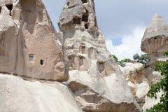 Casa de la cueva Fotos de archivo libres de regalías