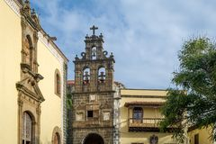 Casa DE La cultura, het eiland van La Orotava, Tenerife Royalty-vrije Stock Afbeelding