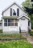 Casa de la demolición Foto de archivo libre de regalías